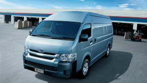 HiAce mechanical